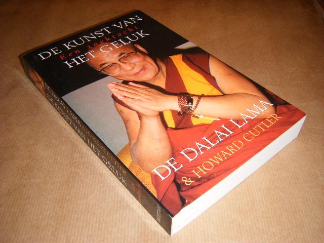 Dalai Lama Kunst van het geluk
