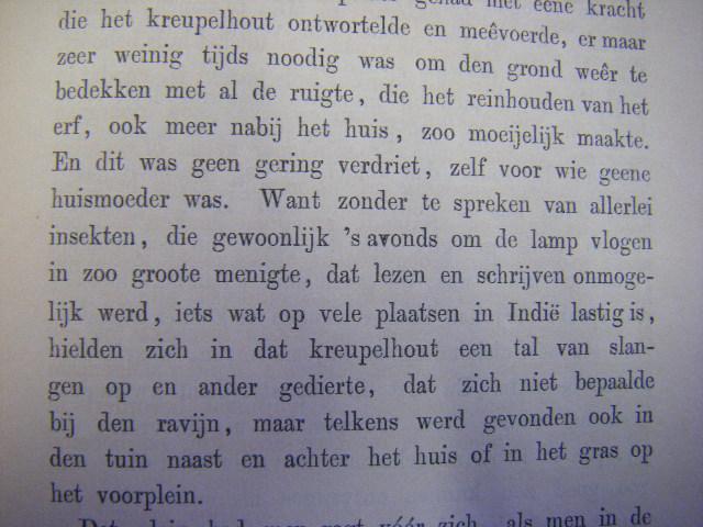 Bewijs officiele tweede druk Max Havelaar 1860
