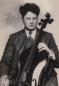 Guillaume Hesse Cello