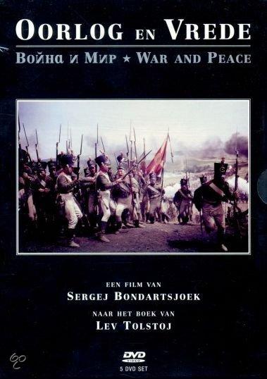DVD Oorlog en Vrede Bondartsjoek