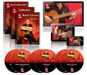 dvd-pakket-gitaarles