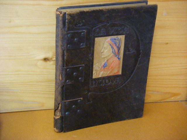 dante full leather binding