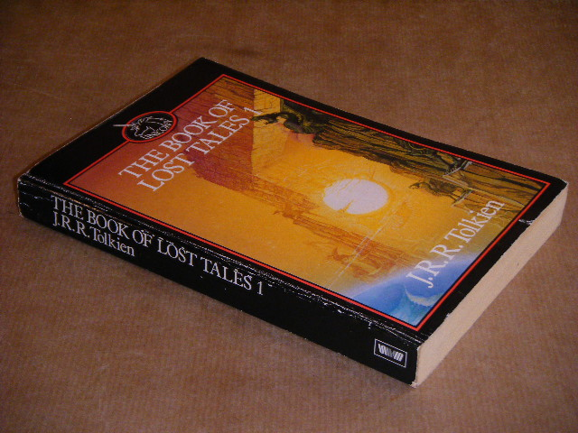 Tolkien-the-book-of-lost-tales