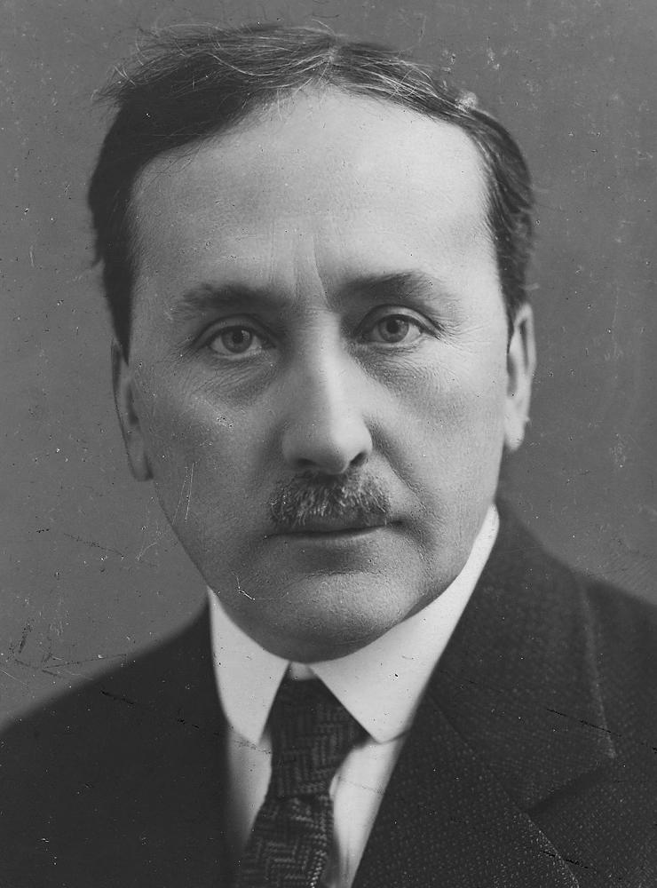 Willem Elsschot, begin jaren dertig.